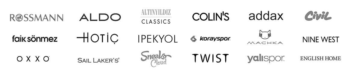 Brands that use Shop Social