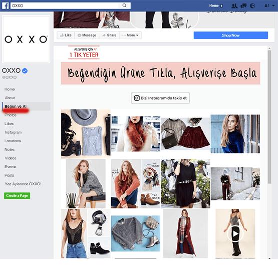 Shop Social Facebook Store
