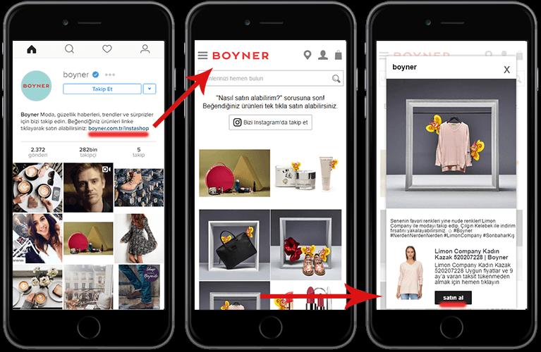 How shop social works?